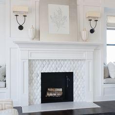 100 fireplace tile ideas in 2021