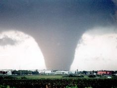 July 31 1987 - Black Friday. An F4 tornado ripped through Edmonton, killing 27 people.  Image Courtesy of Vintage Edmonton   https://www.facebook.com/TheVintageEdmonton