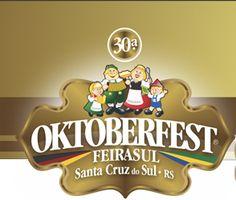 """Oktoberfest 2014 - Santa Cruz do Sul/RS - """"Celebrando uma herança cultural"""" é o tema escolhido para festejar o Jubileu de Pérola da Oktoberf..."""
