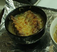 A Starch Free Cookbook: French Onion Soup