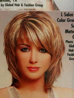 My next hairstyle! My next hairstyle! Short Sassy Hair, Medium Short Hair, Short Hair With Layers, Layered Hair, Short Hair Cuts, Medium Hair Styles, Curly Hair Styles, Short Shag Hairstyles, Hairstyles Haircuts