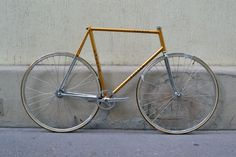 My new project - Faggin - Fixed Gear