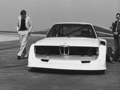 1976 BMW 320i Turbo Group 5 Prototype (E21)