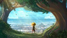 | Save & Follow | Monkey D Luffy • Live Wallpaper • One Piece