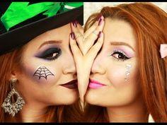 Maquiagem Halloween - Por Bianca Andrade - YouTube