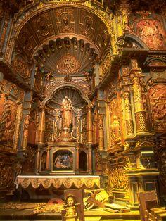 Convento de San Francisco  Lima, Peru