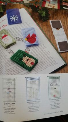 Magnetic Bookmarks 1/3