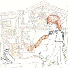 Illustração Nathi