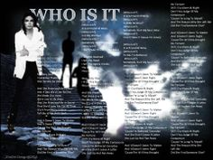Who Is It Zita Ost Design@2014