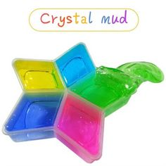 >> Click to Buy << Plasticine 5 Pcs/lot Colorful Clay Slime DIY Non-toxic Crystal Mud Play Transparent Magic Plasticine Kid Toys drop shipping  #Affiliate