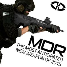 UNIVERSAL MDR TAKES ON THE WORLD! Stay tuned and keep your eyes on Carolinas First Defense, we will have a couple of the first ones released in 2015! www.carolinasfirstdefense.com