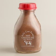 Silly Cow Farms Chocolate Peppermint Cocoa | World Market