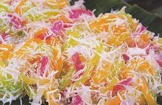 -Thai Desserts- Khanom Duang