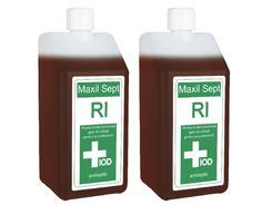 Maxil Sept RI este un produs antiseptic care se utilizeaza inainte de interventiile chirurgicale. Shampoo, Bottle, Flask, Jars