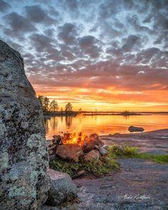 Water Lighting, Golf Courses, Celestial, Sunset, Nature, Travel, Outdoor, Outdoors, Naturaleza