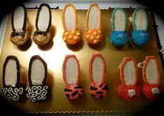 More high heel cupcakes!