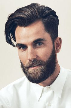 Frisuren männer hohe stirn