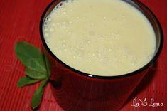 Crema de ou si lapte (Creme Anglaise) - LaLena.ro Jamie Oliver, Pudding, Desserts, Food, Kitchen, Cream, Tailgate Desserts, Deserts, Cooking