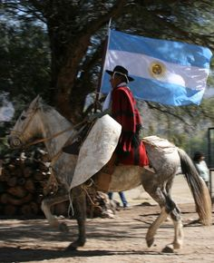 Saltenian gaucho (Gaucho salteño) | Salta | Argentina