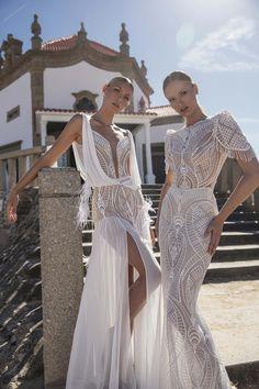 Asian Wedding Dress, Luxury Wedding Dress, Sexy Wedding Dresses, Boho Wedding Dress, Wedding Dress Styles, Bridal Dresses 2018, Crochet Wedding Dresses, Pretty White Dresses, Stunning Dresses