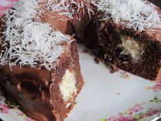 Caderno de Receitas do I Love Valentina: Bolo surpresa de chocolate...