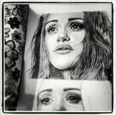 Teen Wolf _ Lydia Martin _ Holland Roden WIP by NLevaschuk