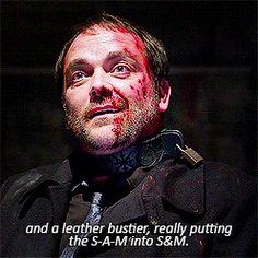 Crowley Supernatural Schauspieler