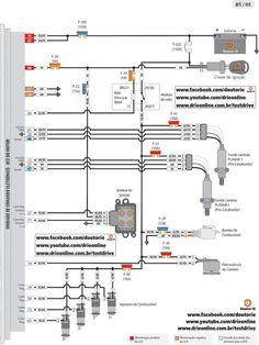 APLICATIVOS GM CORSA MPFI 1.0/1.6 OMEGA 2.2 S10 2.2 BLAZER 2.2 SISTEMA DE INJEÇÃO ELETRÔNICA