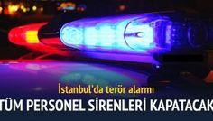 Emniyet Müdürlüğünden Polise 'çakar lamba' uyarısı