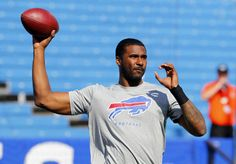 Bills Coaches Get To See What They Have At QB Without Skill Players