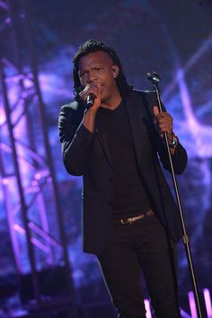 michael tait newsboys | Michael Tait of Newsboys performs onstage at rehearsals for the 43rd ...
