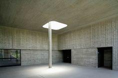 Kaze-no-Oka Crematorium by arfogram, via Flickr