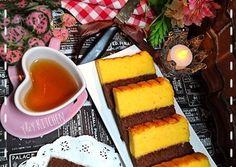 Lapis surabaya ekonomis Food N, Food And Drink, Lapis Surabaya, Bolu Cake, Lapis Legit, Resep Cake, Japanese Cheesecake, Cake Recipes, Bakery