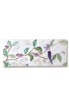 Bird On A Vine Canvas Print I - Women's Home | Coldwater Creek