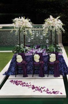 decoracion mesa by Novias&Co.