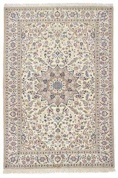 Nain extra fine, wool and silk - Iran 155 x 112  I Amir Rasty & filles - Oriental carpets in Geneva