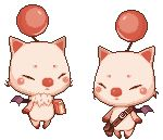 """videogamesliveofficial: """" Happy Moogle Monday! We hope you had a great day! """""""