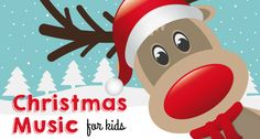 Christmas Music for Preschool Kids