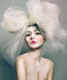 Headdress, Headpiece, Portrait Photography, Fashion Photography, Mardi Gras Costumes, Film Inspiration, Clown Makeup, Art Wall Kids, Big Hair