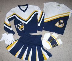 In wich the schools basketball captain falls inlove with the leader o… Cheerleading Equipment, School Cheerleading, Cheerleading Uniforms, Cheer Outfits, Dance Outfits, 49ers Cheerleaders, Band Uniforms, Adidas Dress, Nfl Shirts