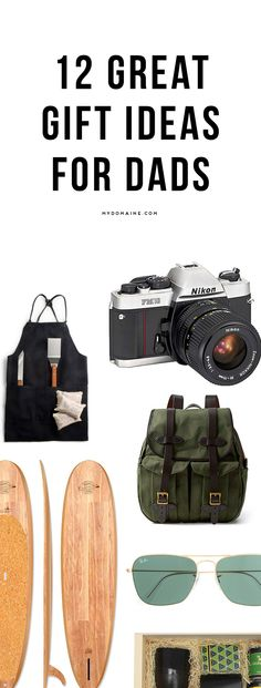 Gift ideas for dads everywhere