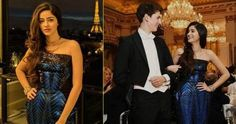Ananya Pandey Dazzles Like A Diva In Jean Paul Gaultier Gown At Le Bal In Paris! See Pics