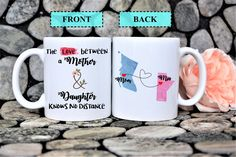 Moving away for mom,Long distance mom mug,Canada province mug,mom long distance,long distance daughter gift for mom,moving states mug, by HotTouch on Etsy