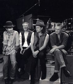 U2 - Rattle and Hum Era