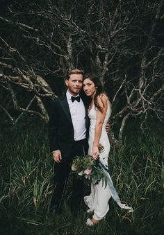 CHLOE + HENRY // #bride #groom #realwedding #ceremony #reception #wedding #northcoast #photographer #gown #dress #bouquet