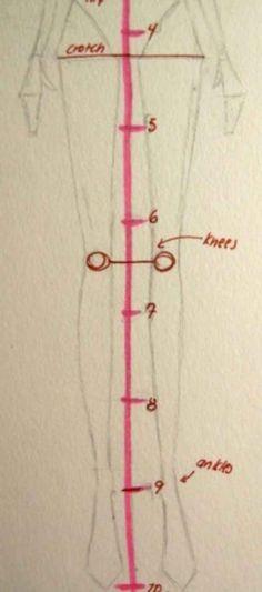 Fashion Sketching 101: How to Draw Fashion Figures - College Fashion
