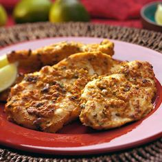 Recipe of the day: Ginger Coconut Chicken- a basic chicken breast gets a boost from the delicious and exotic flavors of southern India