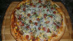 Boros Valéria: pizza