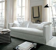 I love the sofa!