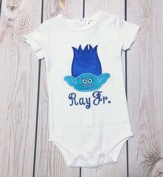 A personal favorite from my Etsy shop https://www.etsy.com/listing/520563719/trolls-birthday-shirt-trolls-birthday